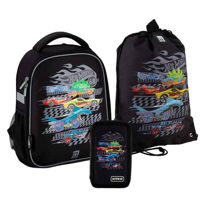 Школьный набор Kite  рюкзак пенал сумка SET_HW20-555S