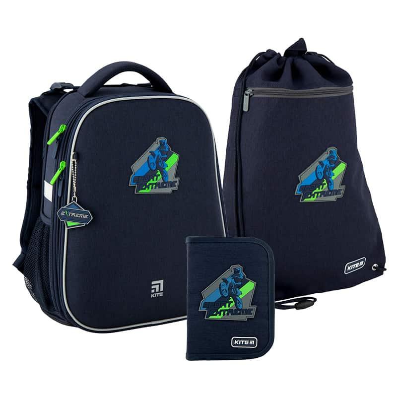 Школьный набор Kite.Ортопедический рюкзак пенал сумка SET_K20-531M-6