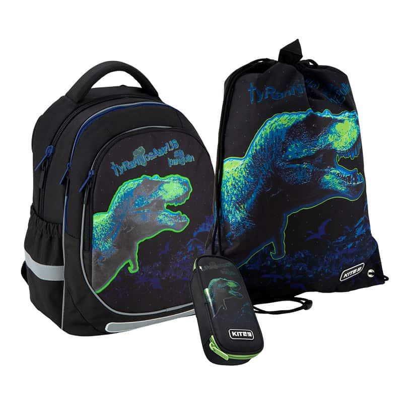 Школьный набор Kite.Ортопедический рюкзак пенал сумка SET_K20-700M-2