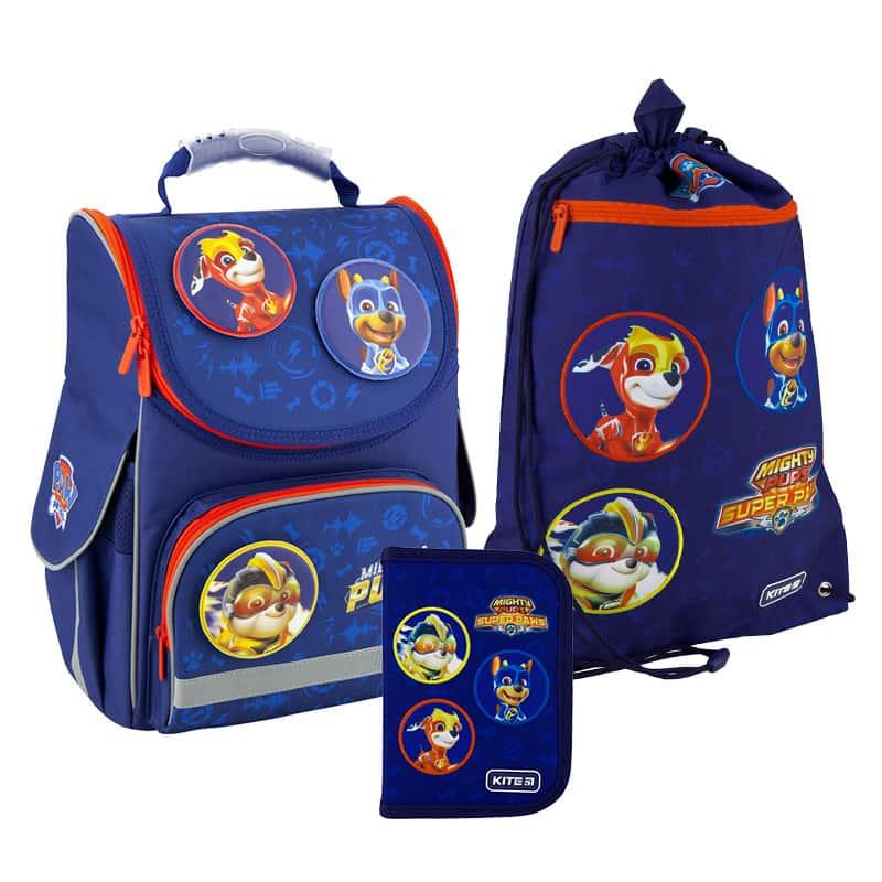 Школьный набор Kite  рюкзак пенал сумка SET_PAW20-501S