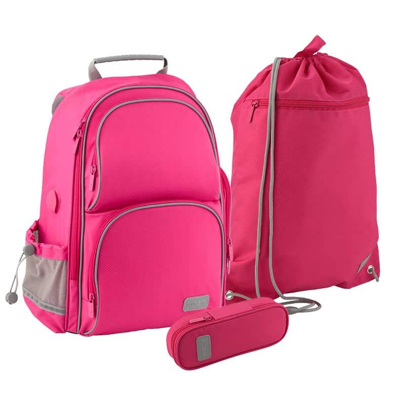 Школьный набор Kite.Ортопедический рюкзак пенал сумка SET_K19-702M-1