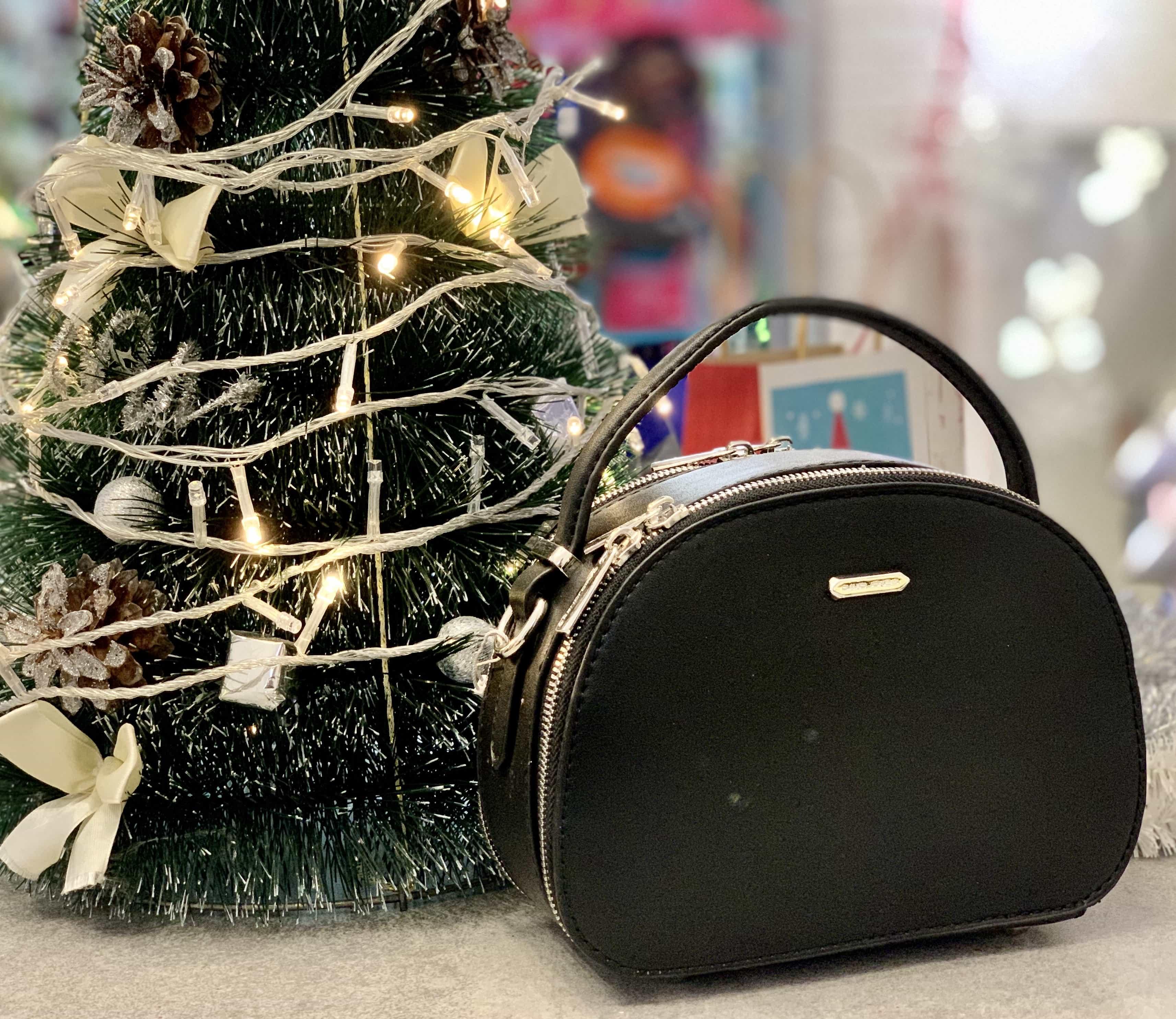 Женская сумочка DAVID JONES 6163-2 BLACK