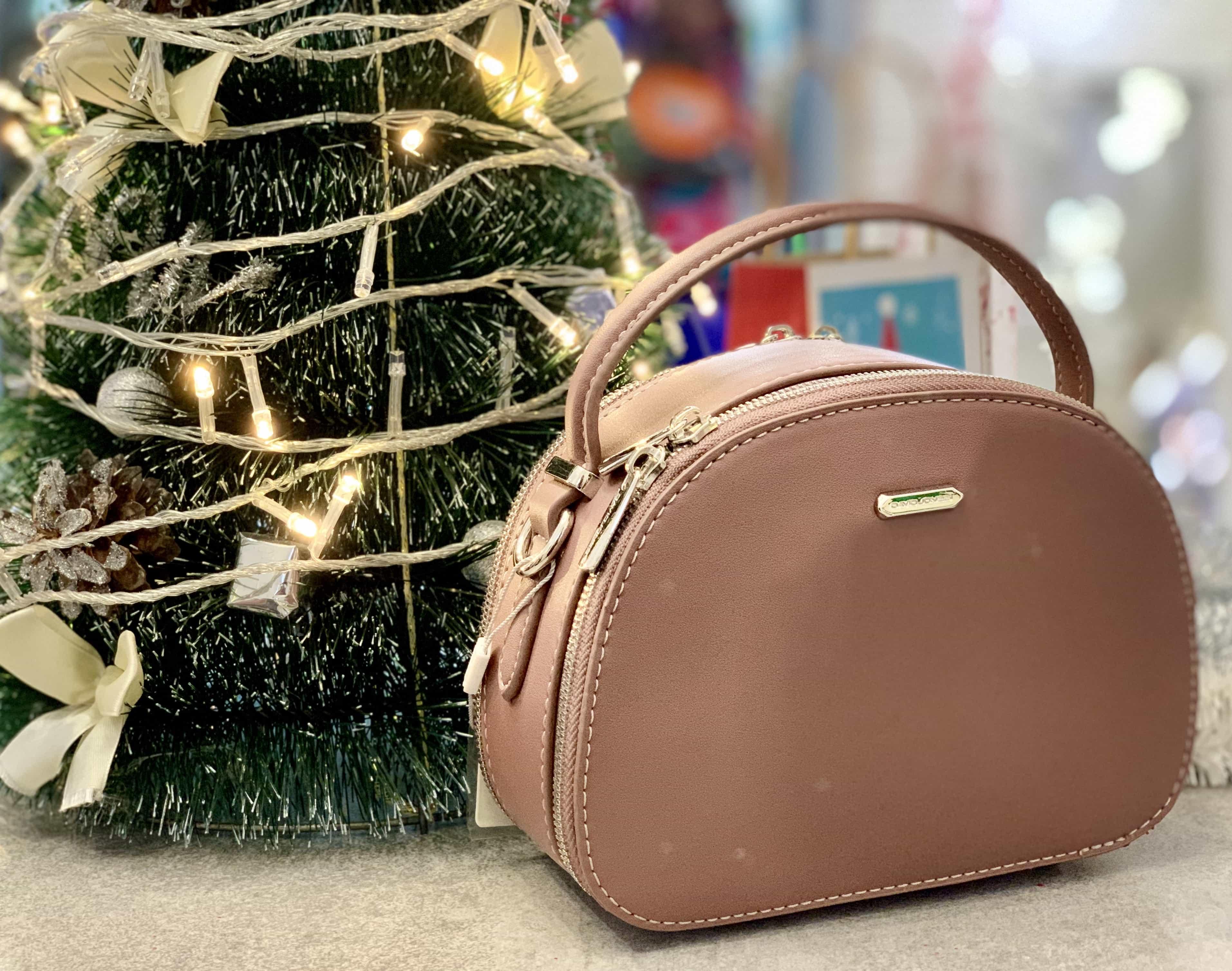 Женская сумочка DAVID JONES 6163-2 PINK