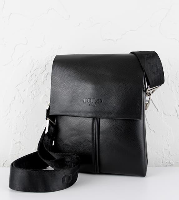Мужская сумка из эко-кожи POLO 6771-1