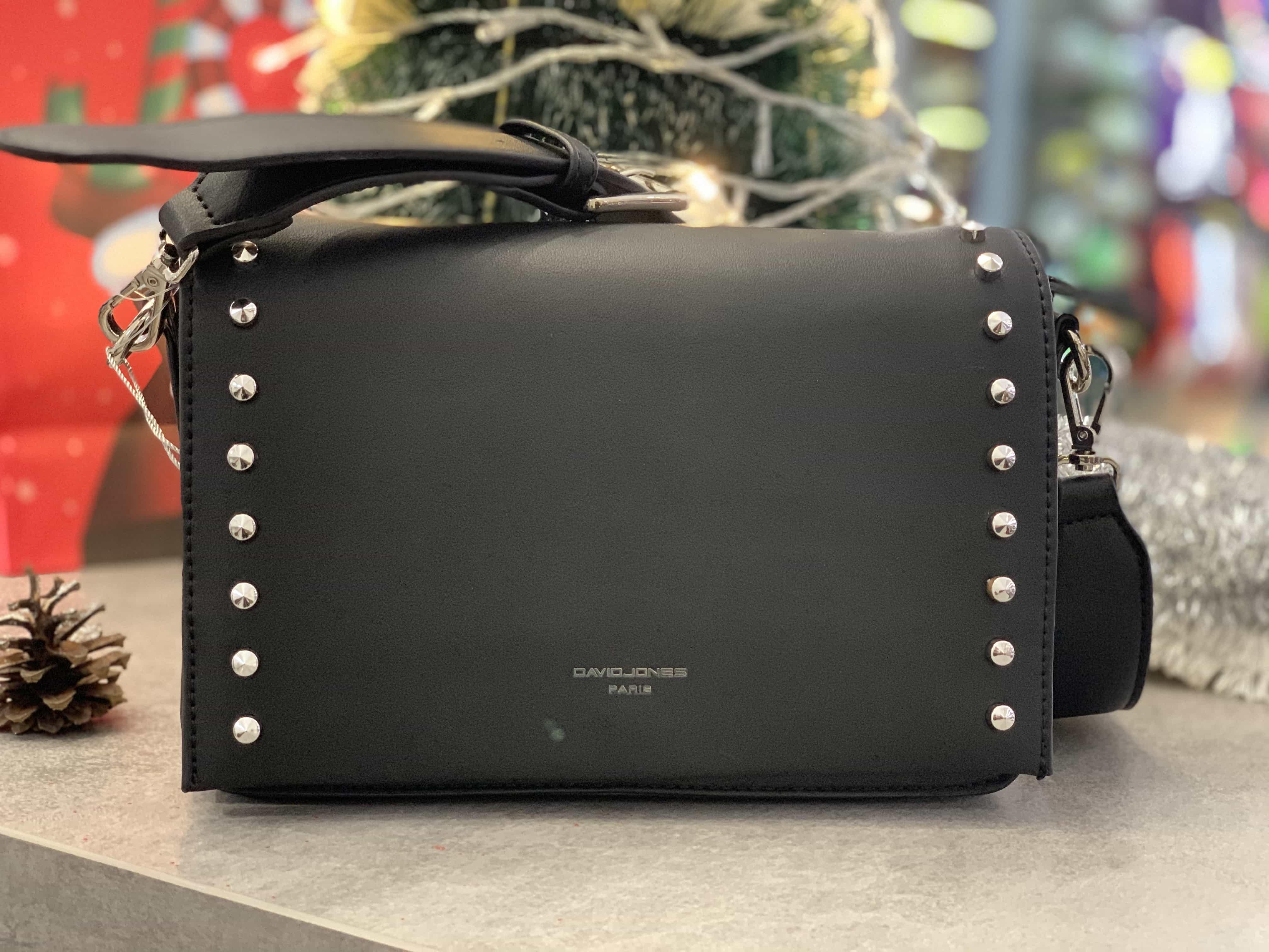 Женская сумочка DAVID JONES 5822-1T BLACK