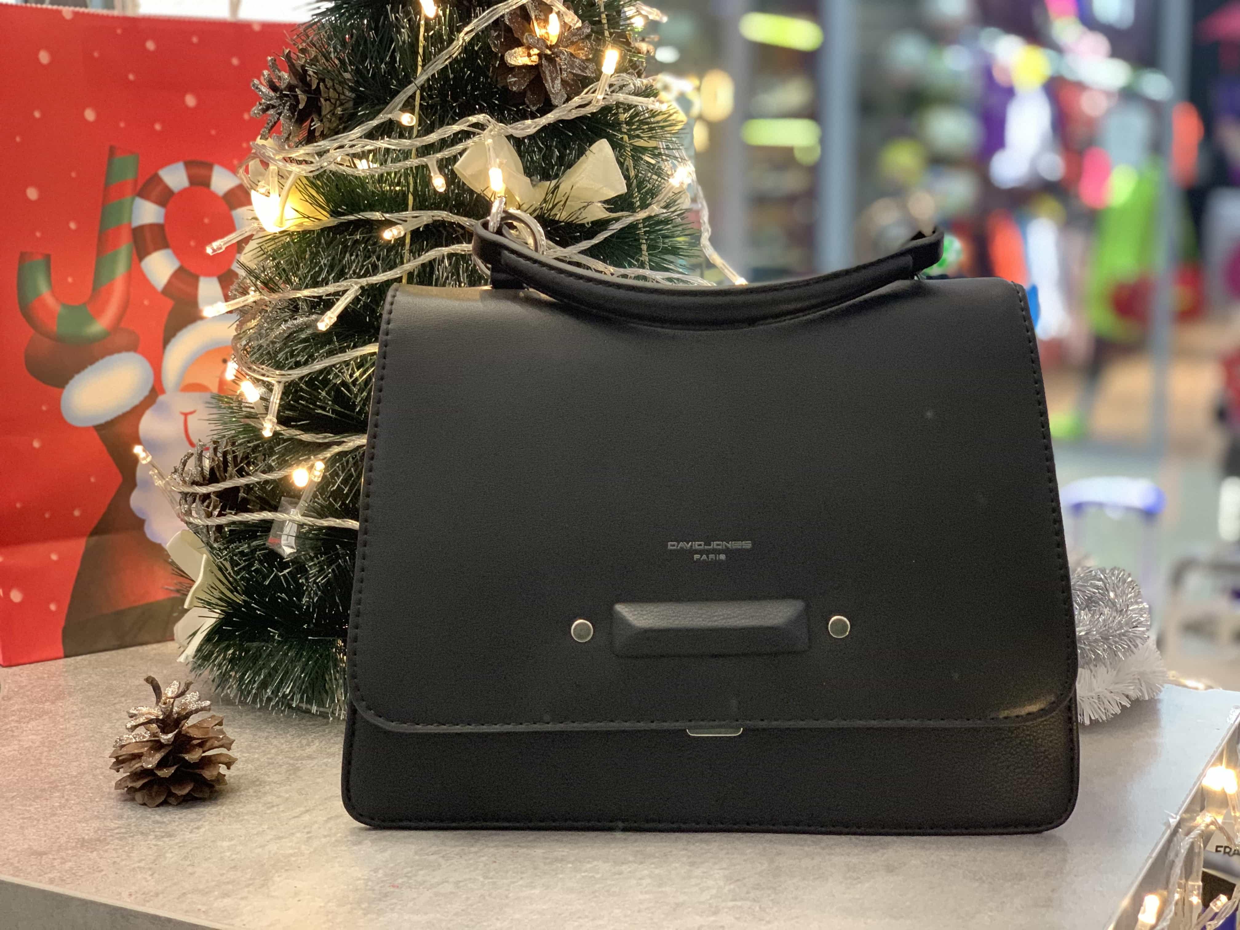Женская сумочка DAVID JONES TD013 BLACK