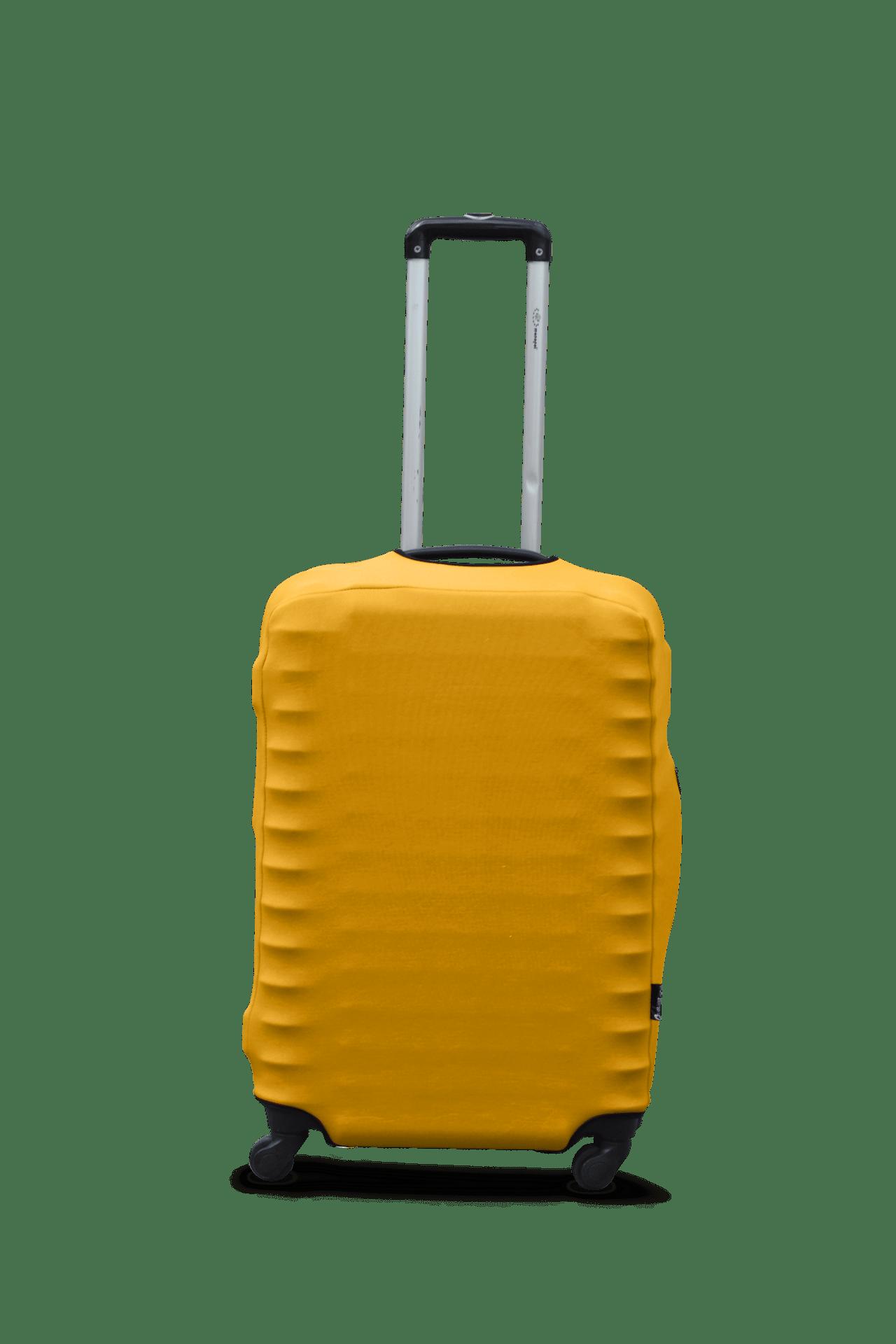 Husa pentru valiza daiving Cover DAWING M YELLOW