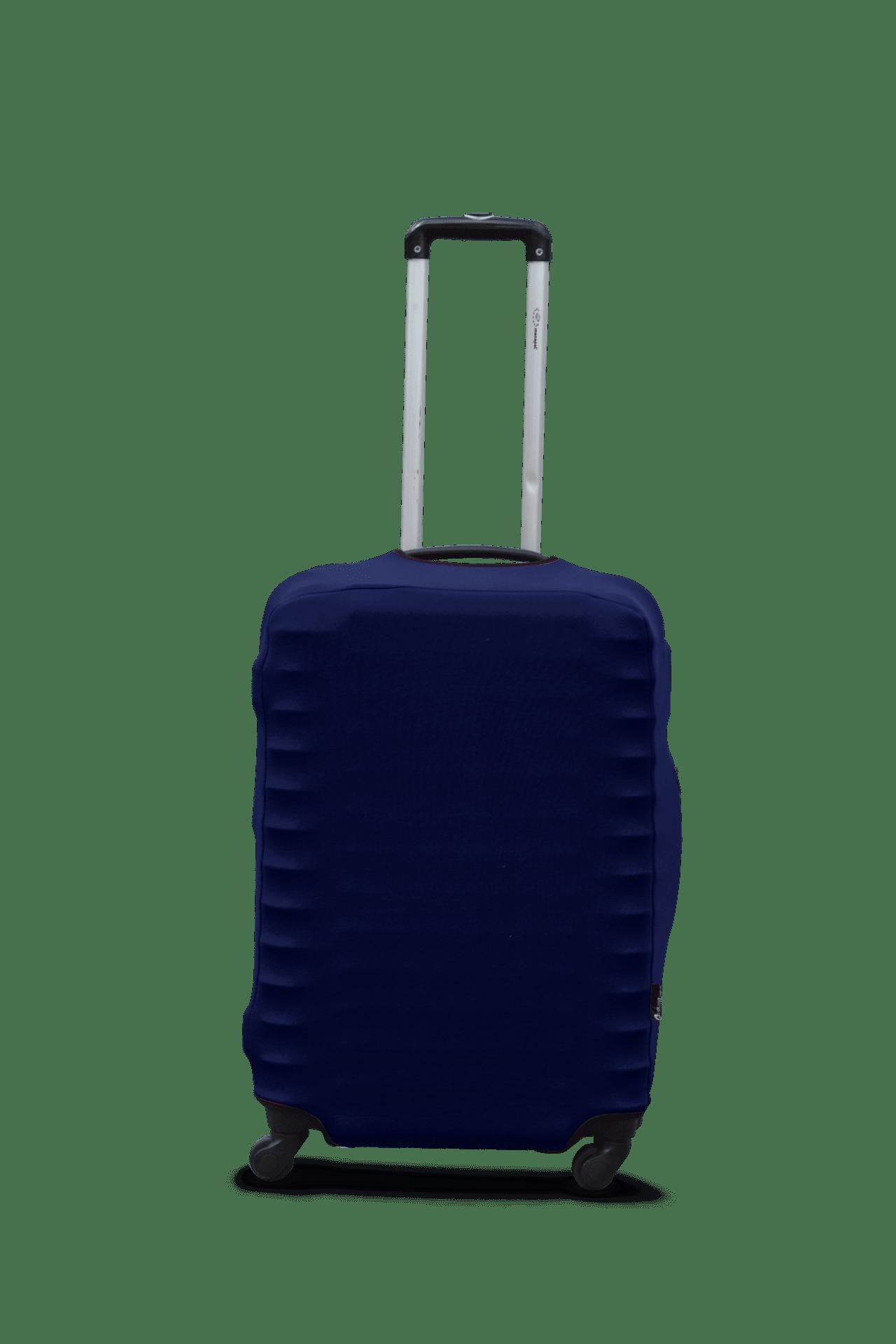Husa pentru valiza daiving Cover dawing L BLUE