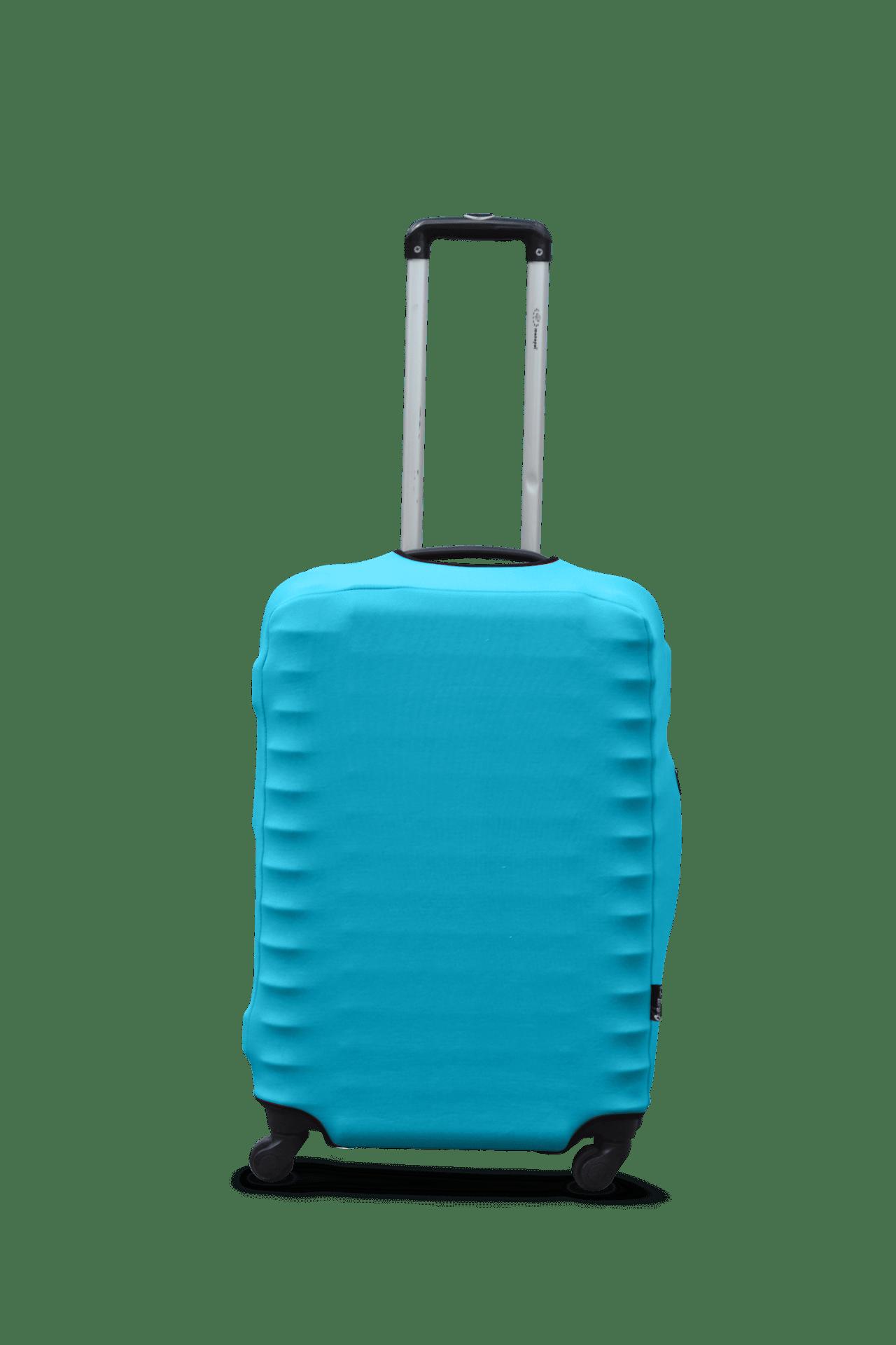 Husa pentru valiza daiving Cover DAWING S TURQUOISE