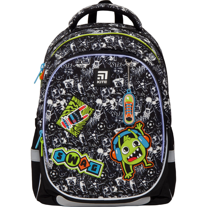 Школьный рюкзак Kite Education Swag K21-700M-1 (LED)