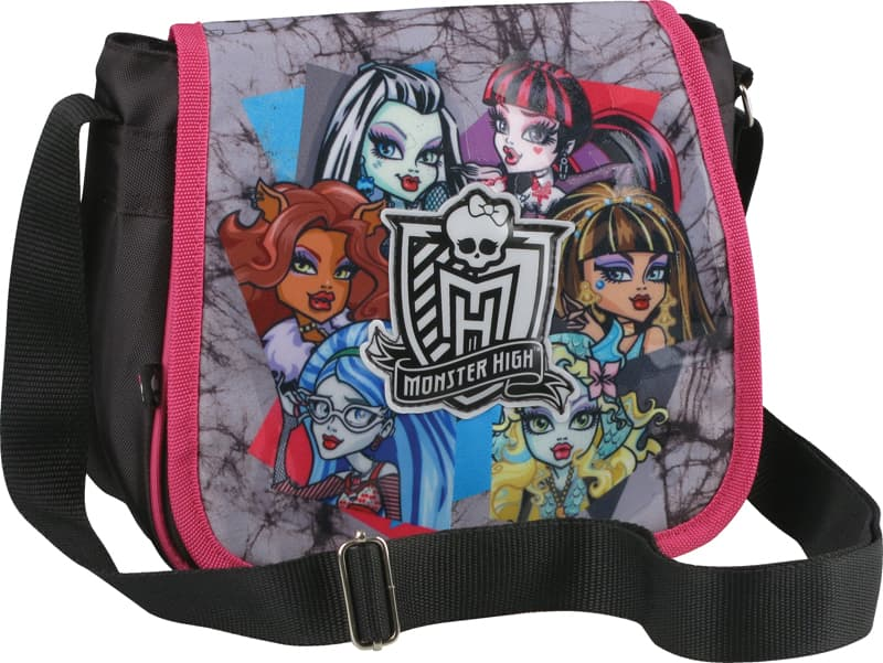 Сумка Kite 533 Monster High для девочек (MH15-533K)