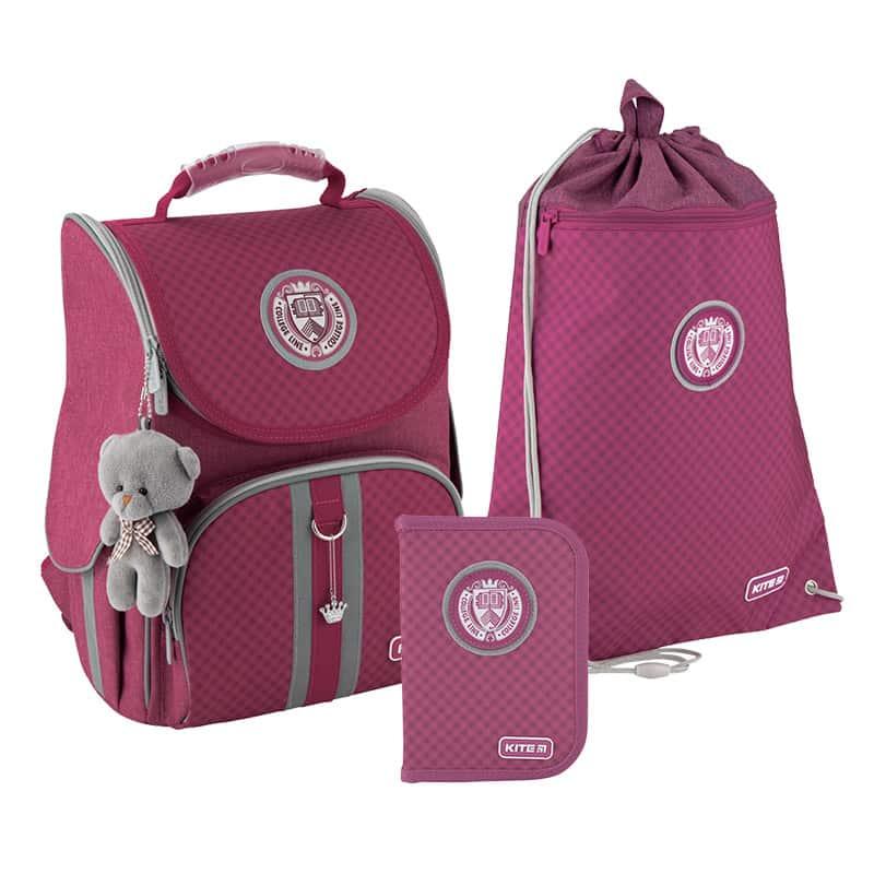 Школьный набор Kite  рюкзак пенал сумка SET_K20-501S-10