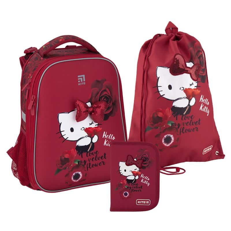 Школьный набор Kite.Ортопедический рюкзак пенал сумка SET_HK20-531M