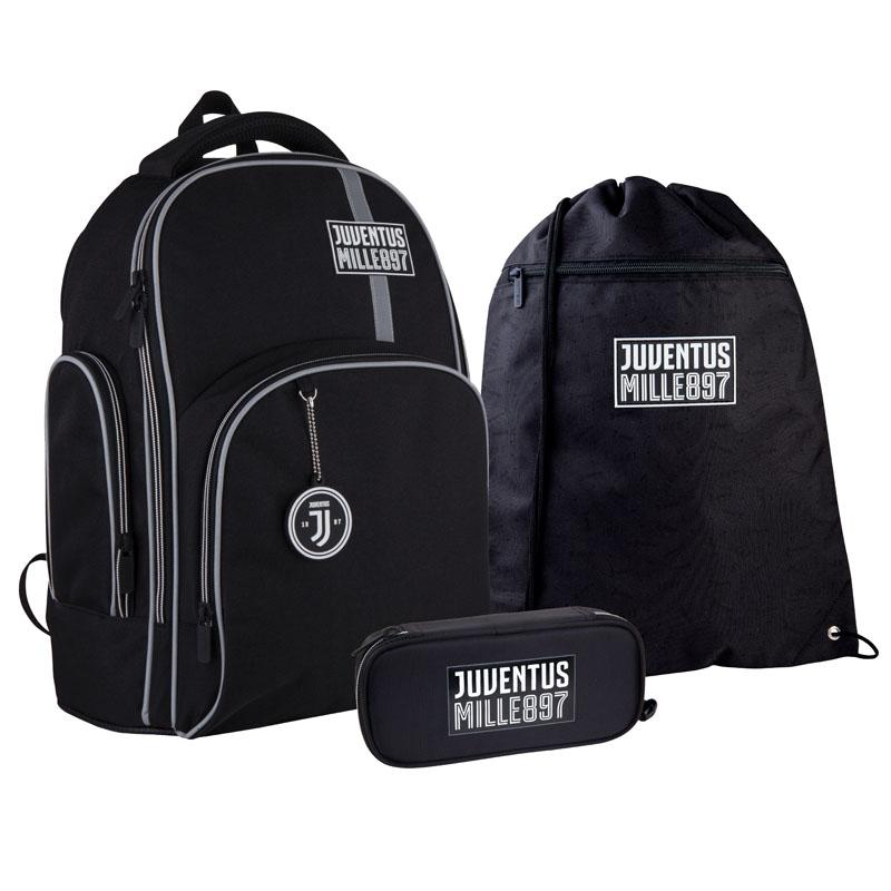 Школьный набор Kite.Ортопедический рюкзак пенал сумка SET_JV21-706M