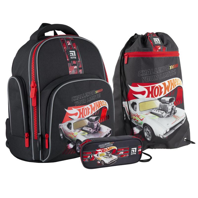 Школьный набор Kite.Ортопедический рюкзак пенал сумка SET_HW21-706S