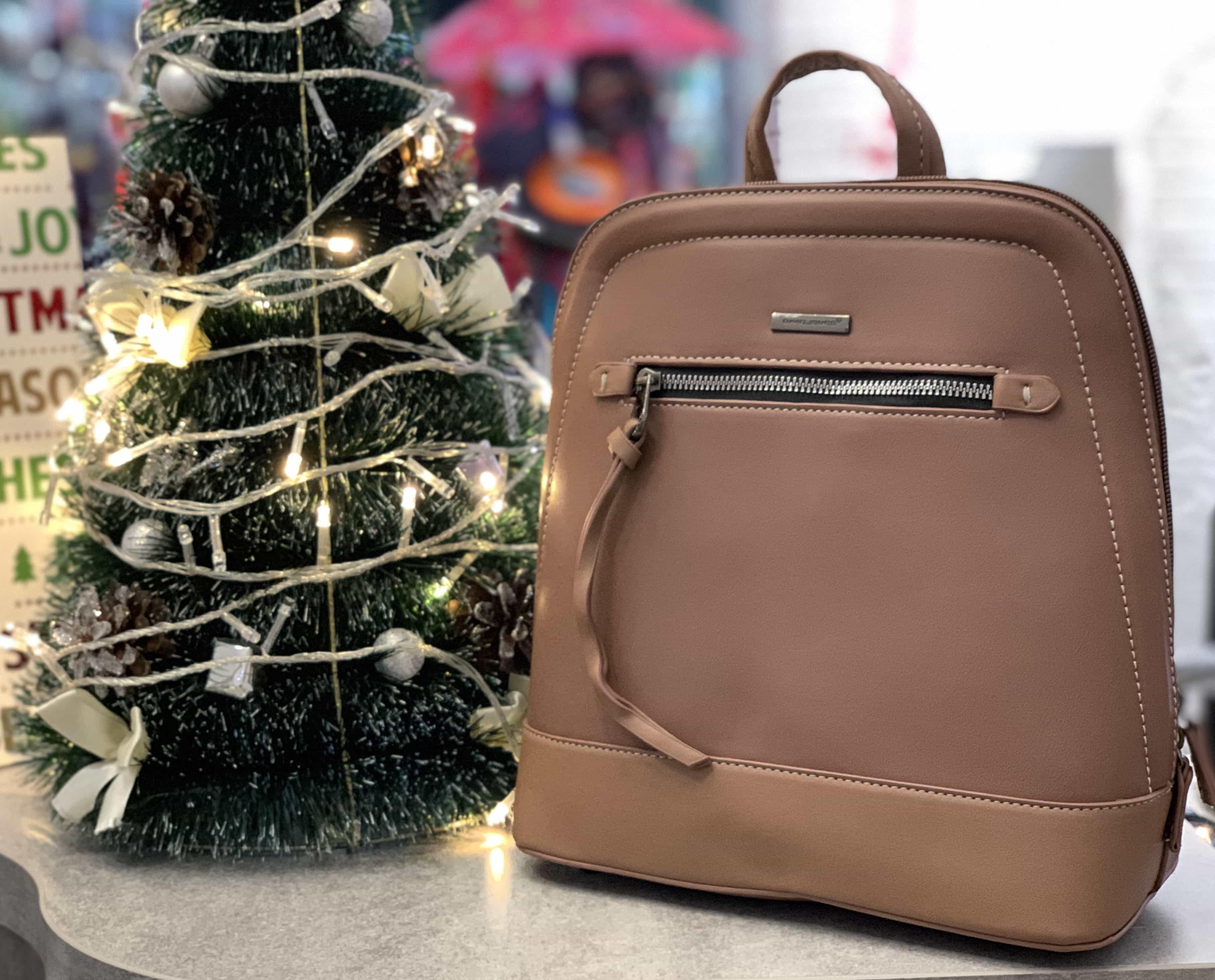 Женский рюкзак David Jones 6111-2T D.PINK