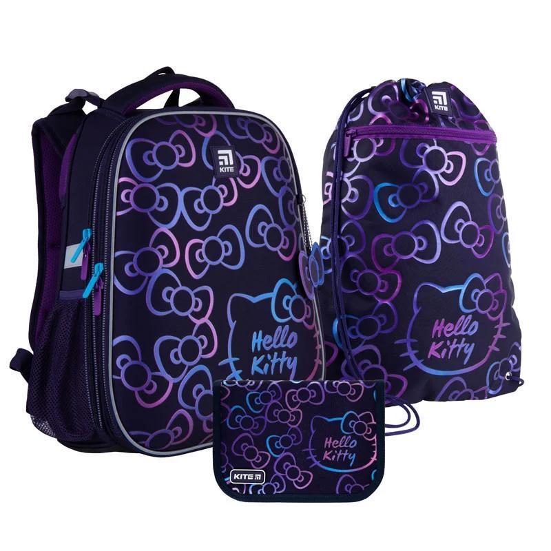 Школьный набор Kite.Ортопедический рюкзак пенал сумка SET_HK21-531M
