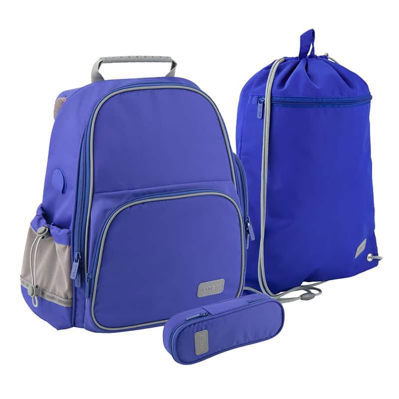 Школьный набор Kite.Ортопедический рюкзак пенал сумка SET_K19-720S-2