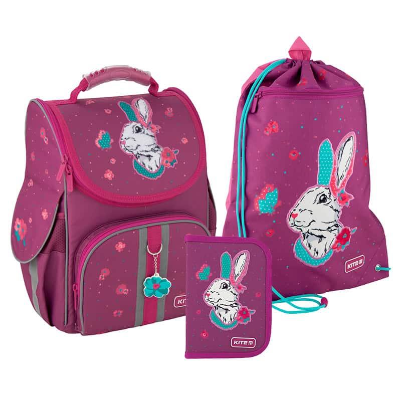 Школьный набор Kite.Ортопедический рюкзак пенал сумка SET_K20-501S-7
