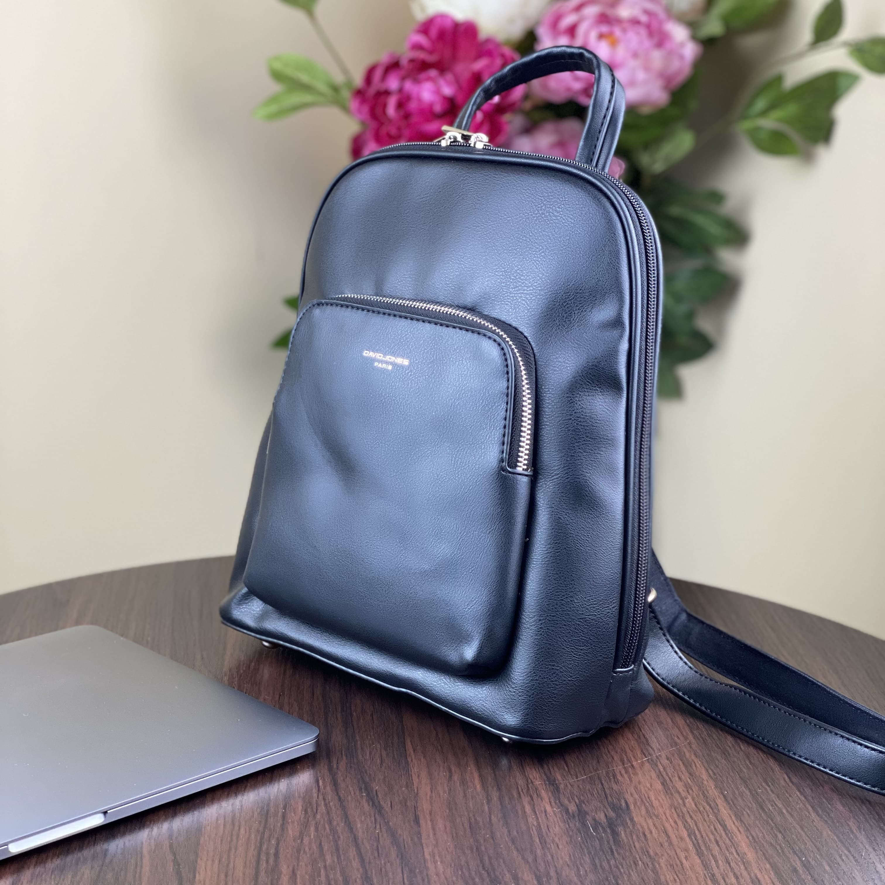 Женский рюкзак David Jones CM5140T Black
