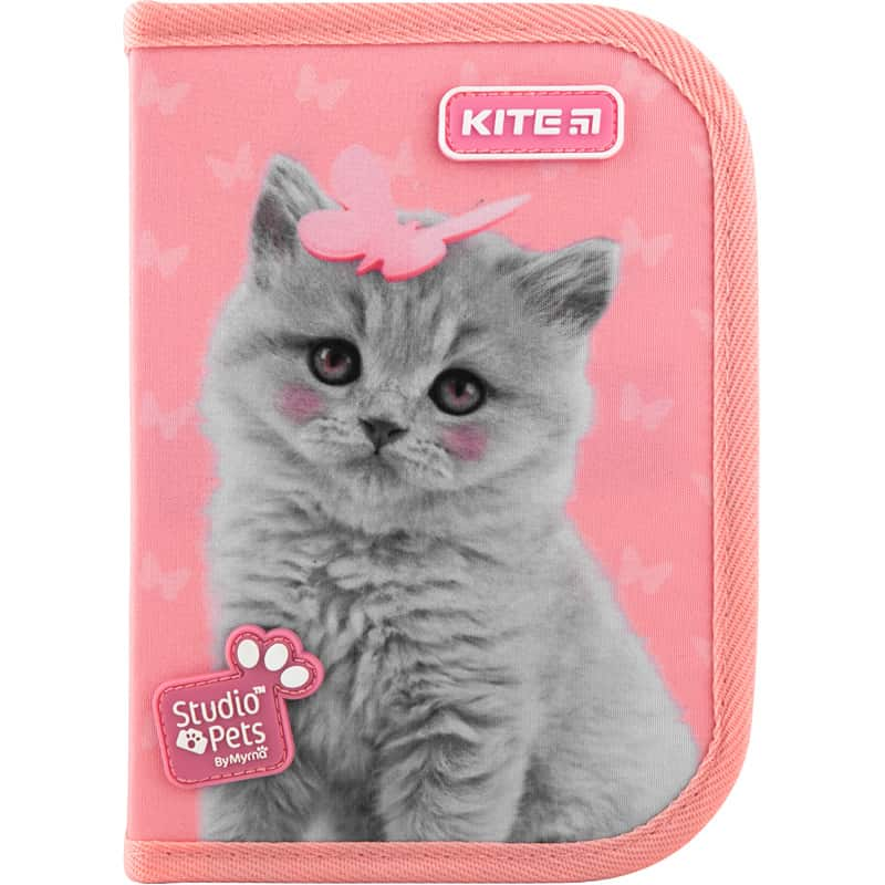 Penar cu rechizite scolare Education Studio Pets SP20-622H