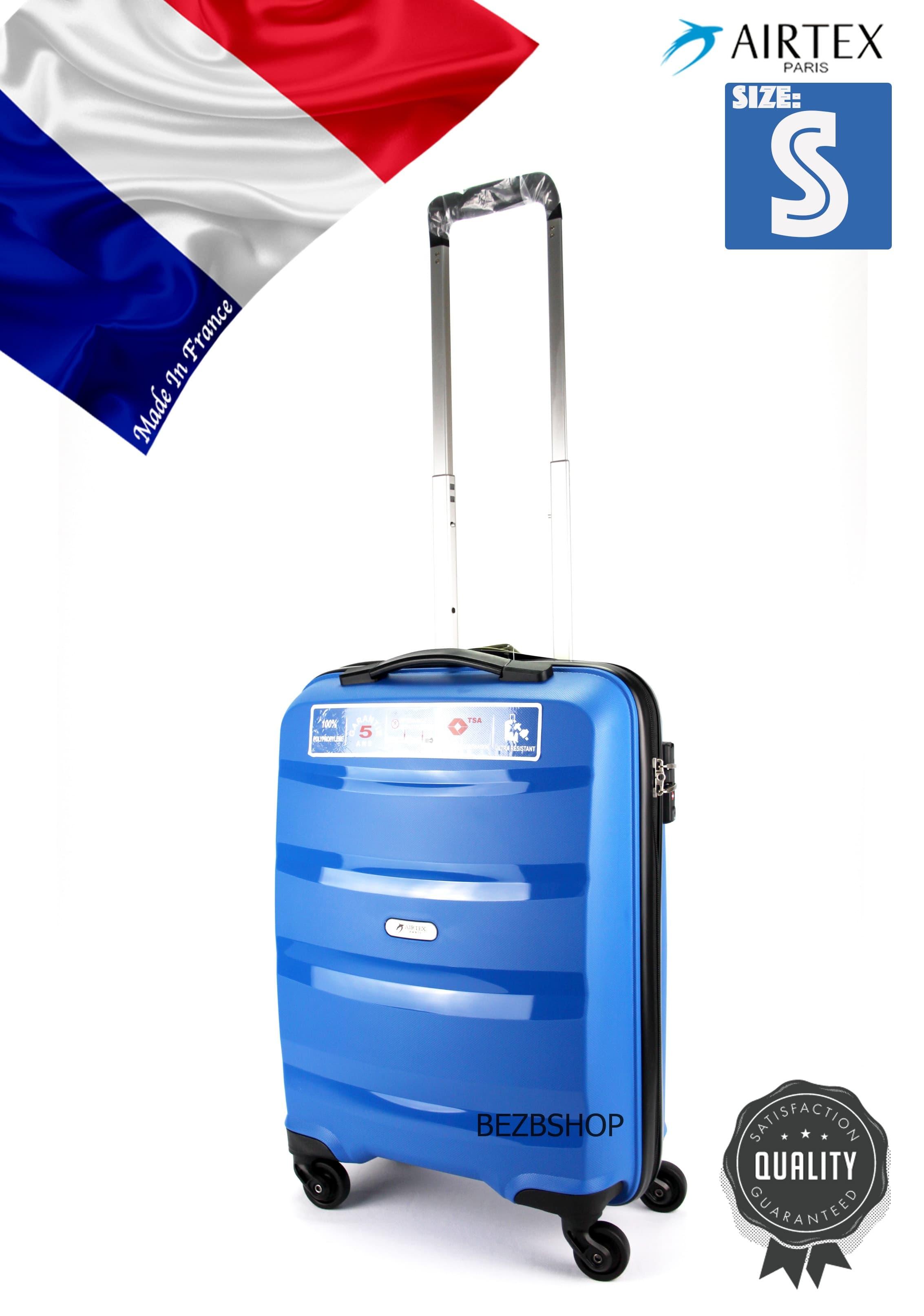 Valiza din polipropilena NEW STAR 229 S ELECTRO Pt bagajul de maina ,pina la 7/10 kg