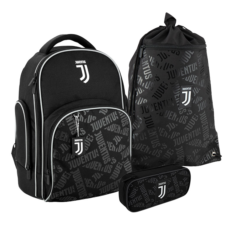 SET KITE FC Juventus pentru Scoala Ghiozdan Ortopedic SET_JV20-706M