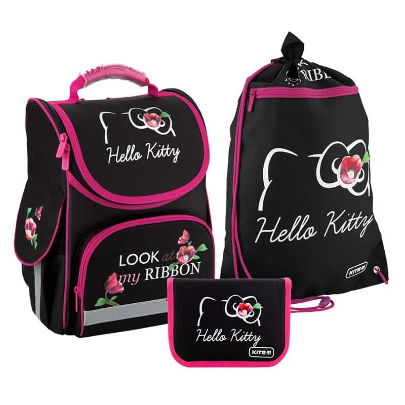 Школьный набор Kite.Ортопедический рюкзак пенал сумка SET_HK20-501S