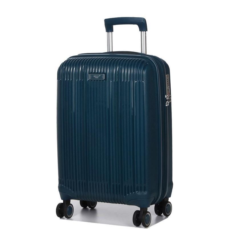 Французский чемодан Средний из полипропилена  на 4-х колесах.Для багажа , до 18/20 кг