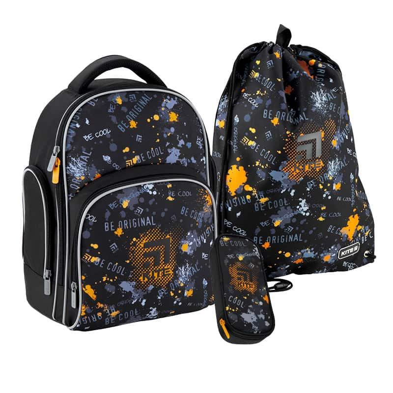 Школьный набор Kite.Ортопедический рюкзак пенал сумкаSET_K20-706S-1