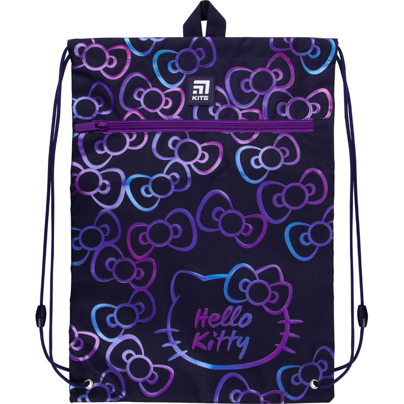 Сумка для обуви с карманом Kite Education HK21-601M