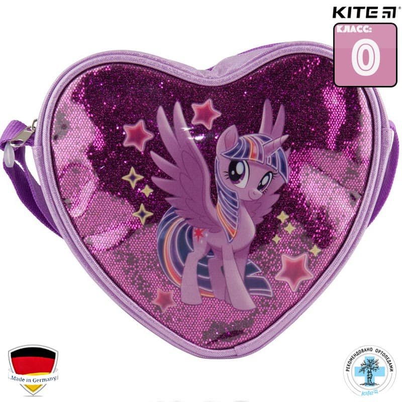 Geanta prescolara Kite My Little POny LP18-712-1