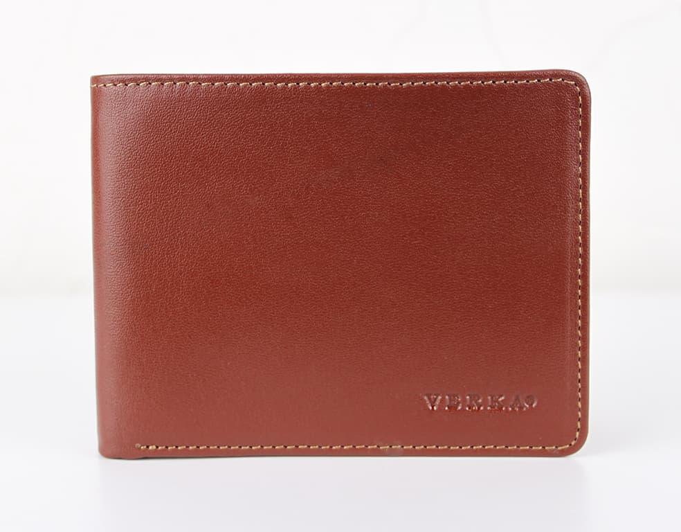 Мужской кошелек из натуральной кожи.CE1593