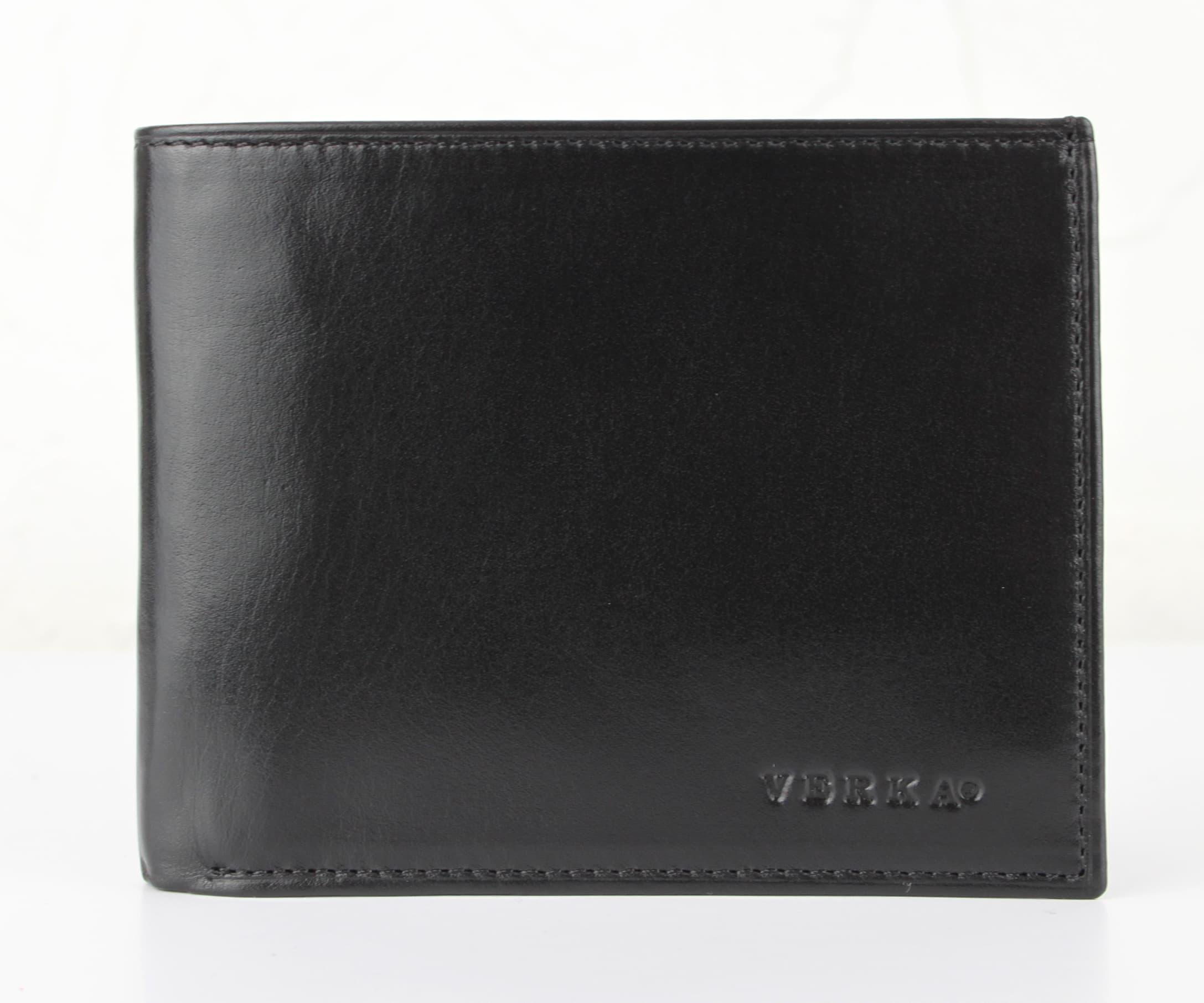 Мужской кошелек из натуральной кожи.CE1594