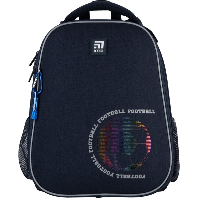 Рюкзак школьный каркасный Kite Education Football K21-531M-6