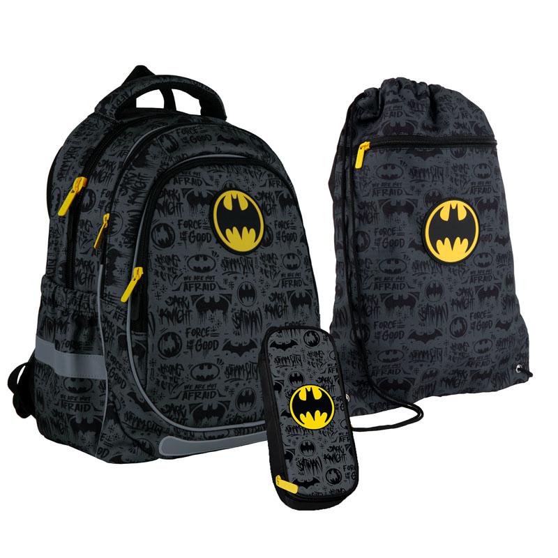 Школьный набор Kite.Ортопедический рюкзак пенал сумка SET_DC21-700M-1