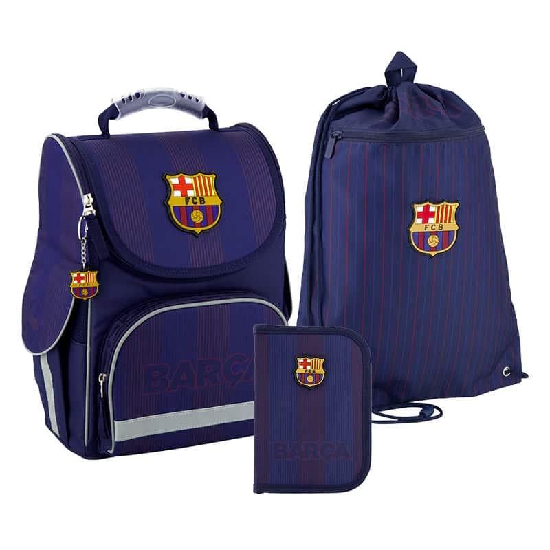Школьный набор Kite  рюкзак пенал сумка SET_BC20-501S