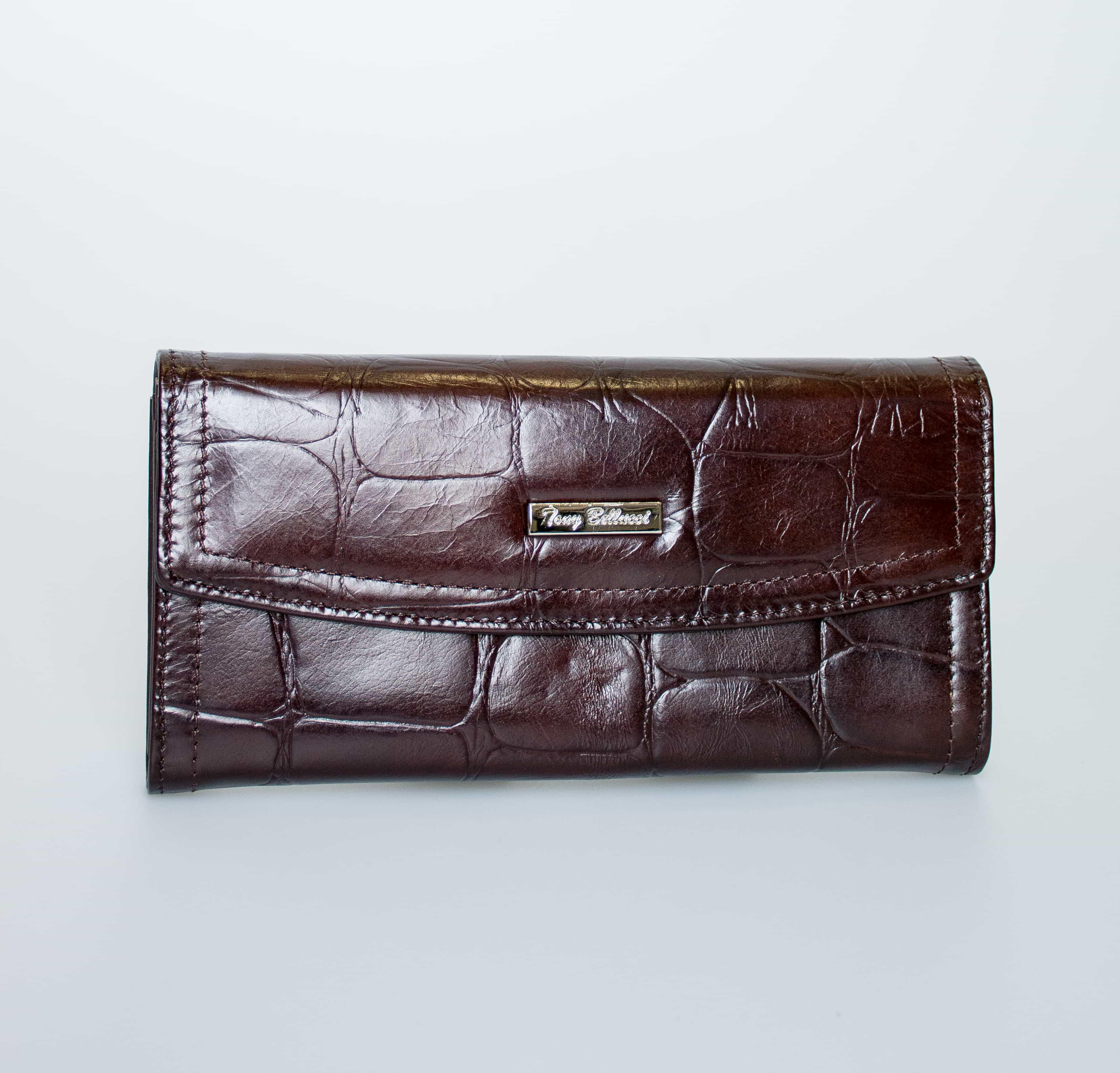 Женский кожаный кошелек Tony Bellucci.T523-950