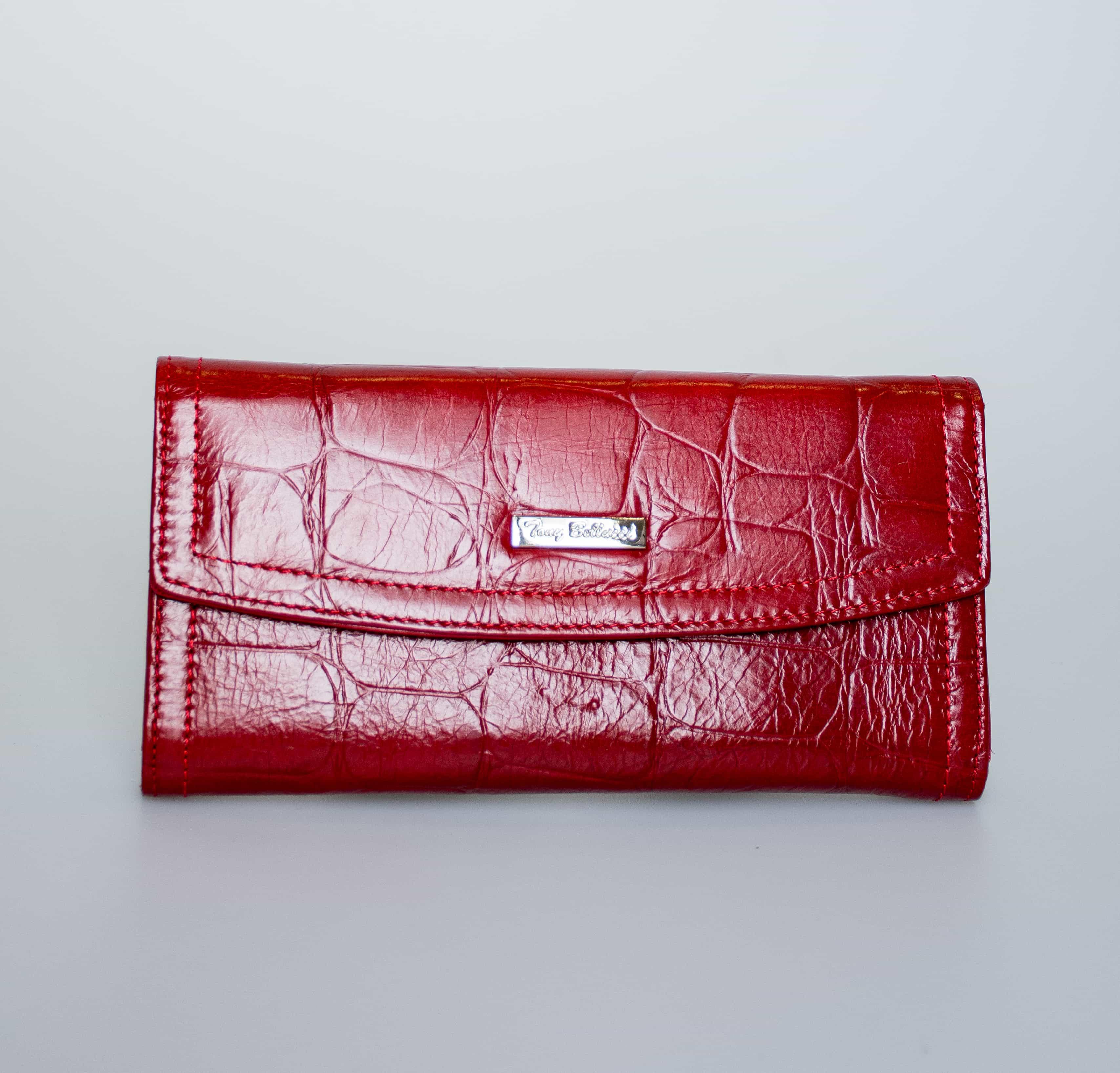 Женский кожаный кошелек Tony Bellucci.T523-952