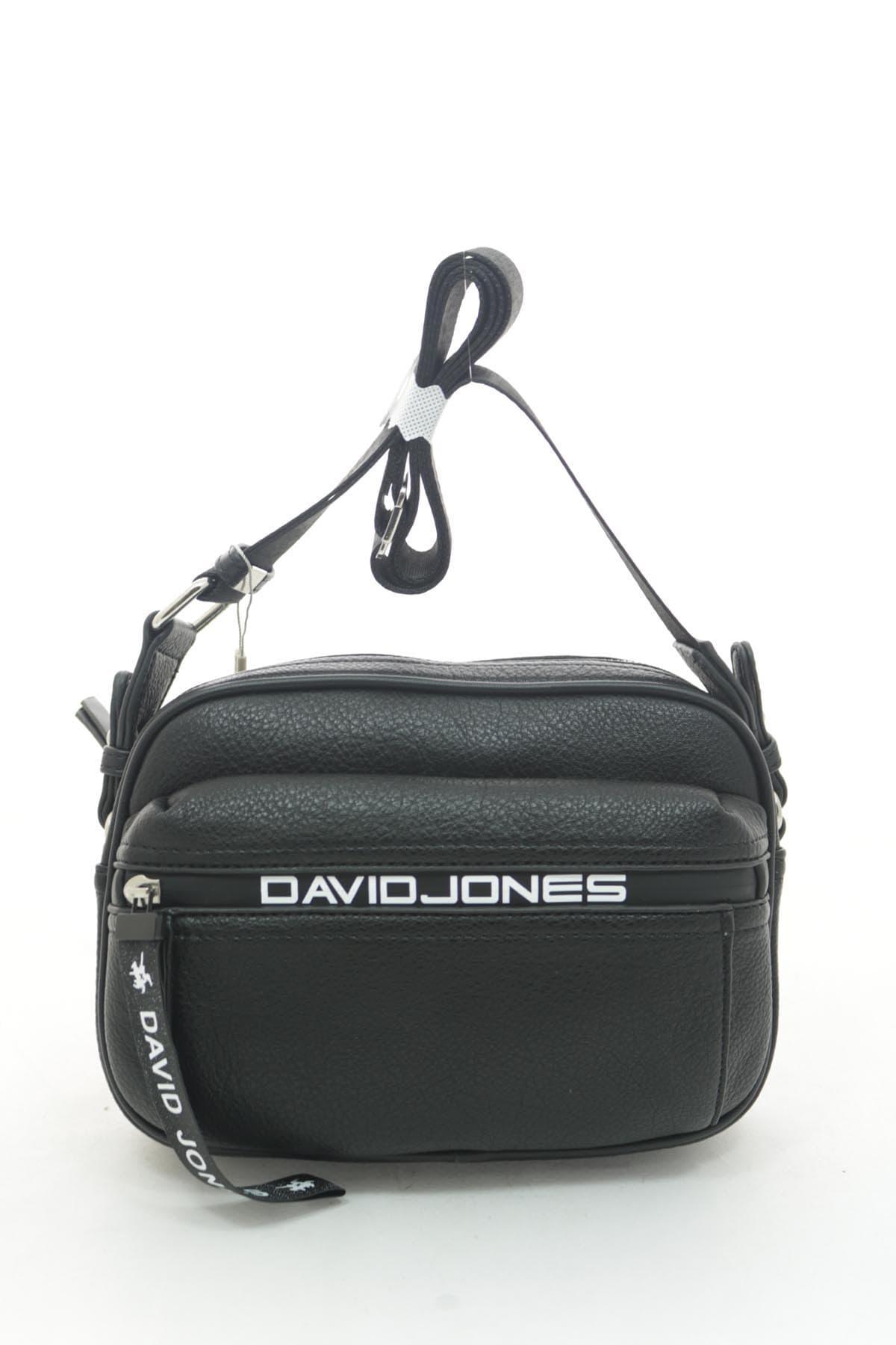GEANTA PENTRU DAME DAVID JONES 6166-2T BLACK