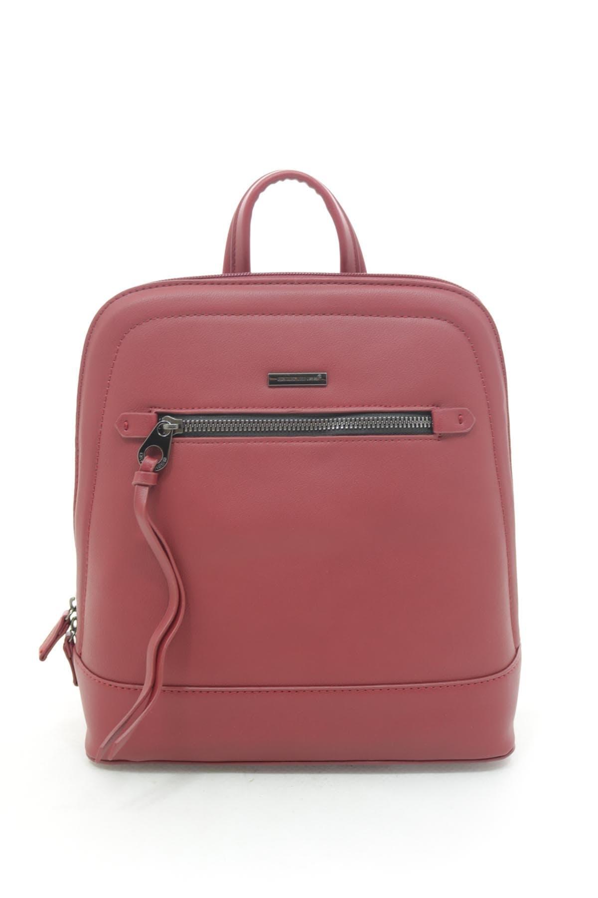 Женский рюкзак David Jones 6111-2T Bordeaux