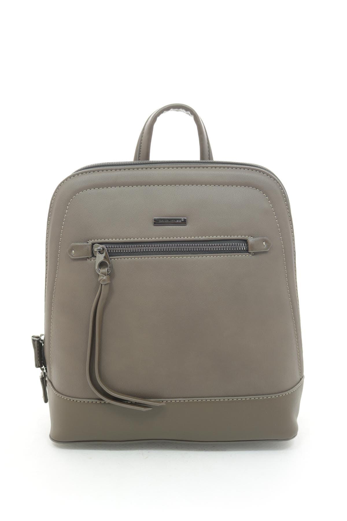 Женский рюкзак David Jones 6111-2T D.Brown
