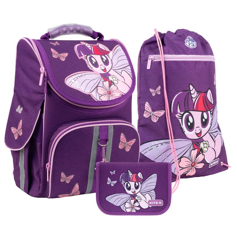 Школьный набор Kite  рюкзак, пенал, сумка SET_LP21-501S