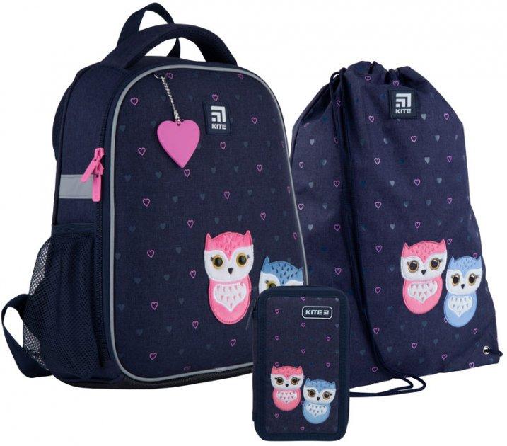Школьный набор Kite  рюкзак пенал сумка SET_K21-555S-4