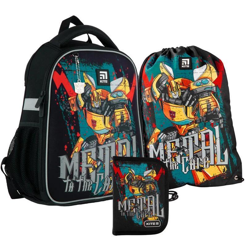 Школьный набор Kite  рюкзак пенал сумка SET_TF21-555S