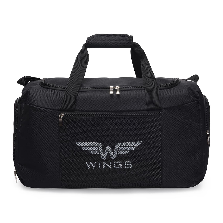 Дорожная сумка маленькая WINGS TB1003 S BLACK