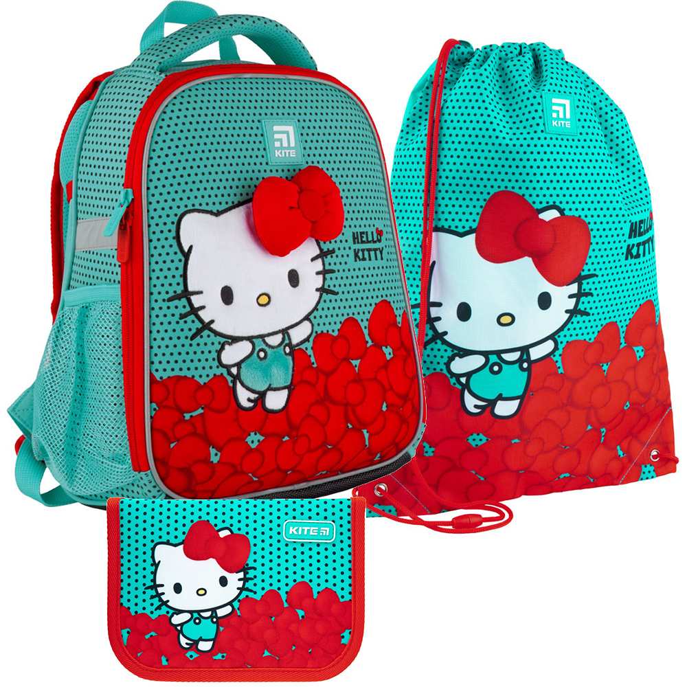 Школьный набор Kite  рюкзак пенал сумка SET_HK21-555S