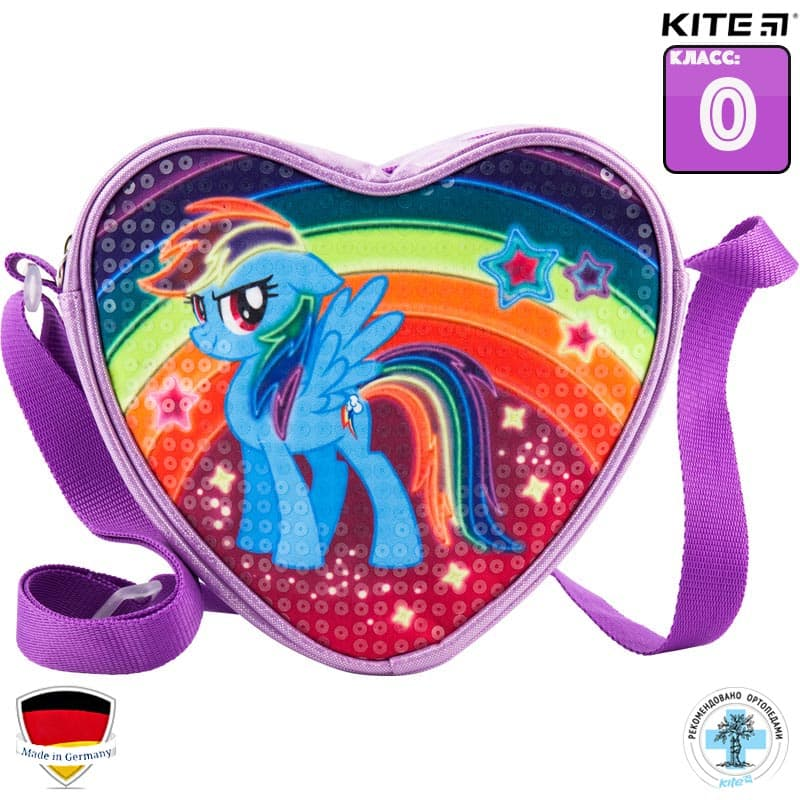 Geanta prescolara Kite My Little Pony LP18-712-2