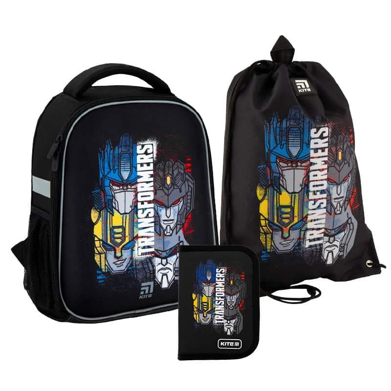 Школьный набор Kite  рюкзак пенал сумка SET_TF20-555S