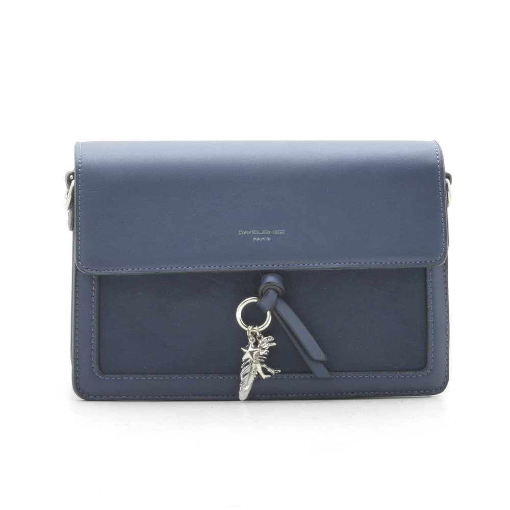 Клатч David Jones TD008 BLUE